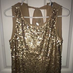 Super Fun, Bling Gold Top